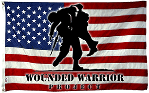 Precision Door Proudly Supports The Wounded Warrior Project