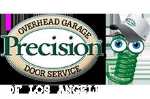 Precision Doors of Los Angeles Logo